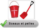 Seaux et Pelles